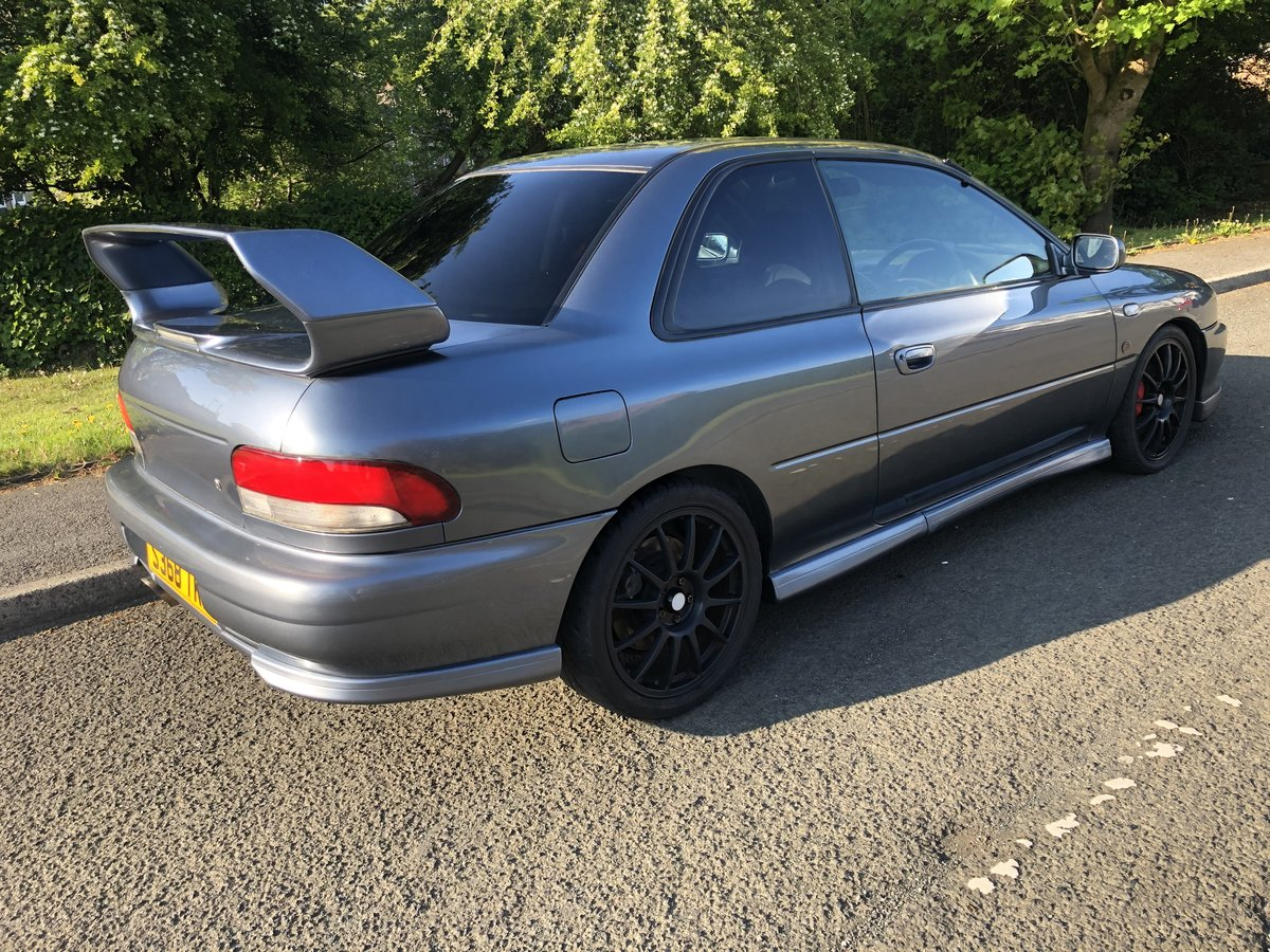 1998 Impreza Type R For Sale (picture 5 of 6)