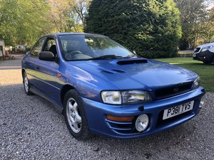 Picture of 1997 iconic  classic Subaru Impreza 2.0 Turbo 2000 wrx