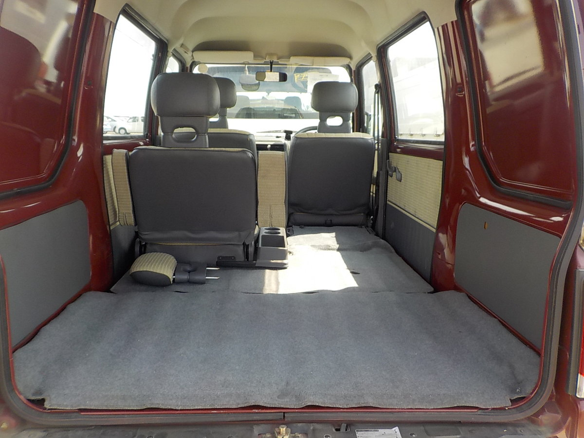1998 SUBARU SAMBAR RARE CLASSIC EDITION 4X4 * ONLY 40000 MILES *  For Sale (picture 5 of 5)