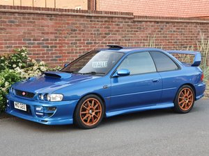 2000 SUBARU IMPREZA WRX STI VERSION 6 TYPE R COUPE - NO 231/1000