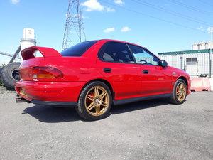 1997 Subaru impreza sport 4wd rare 60k fsh classic gc8 For Sale