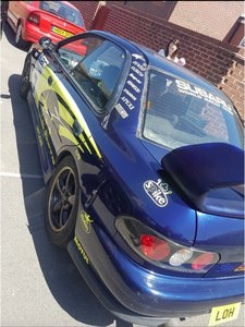 1999 Subaru Impreza wrx tribute
