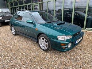 2000 Subaru Impreza Turbo Sportwagon, 1 owner