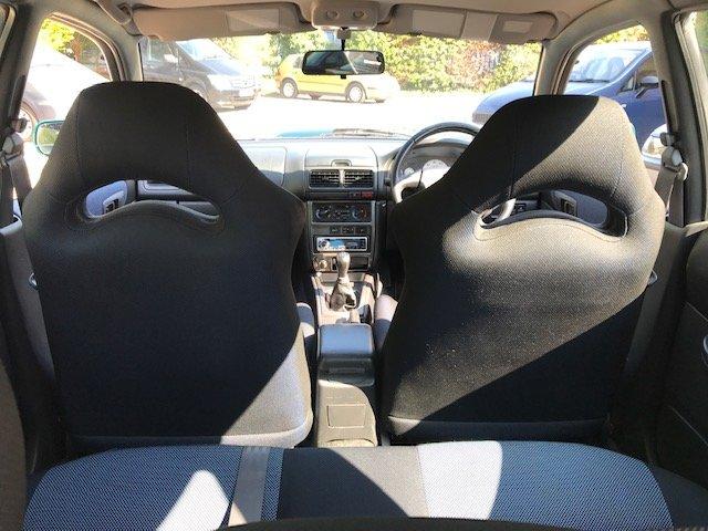 2000 Subaru Impreza Turbo Sportwagon, 1 owner For Sale (picture 5 of 6)