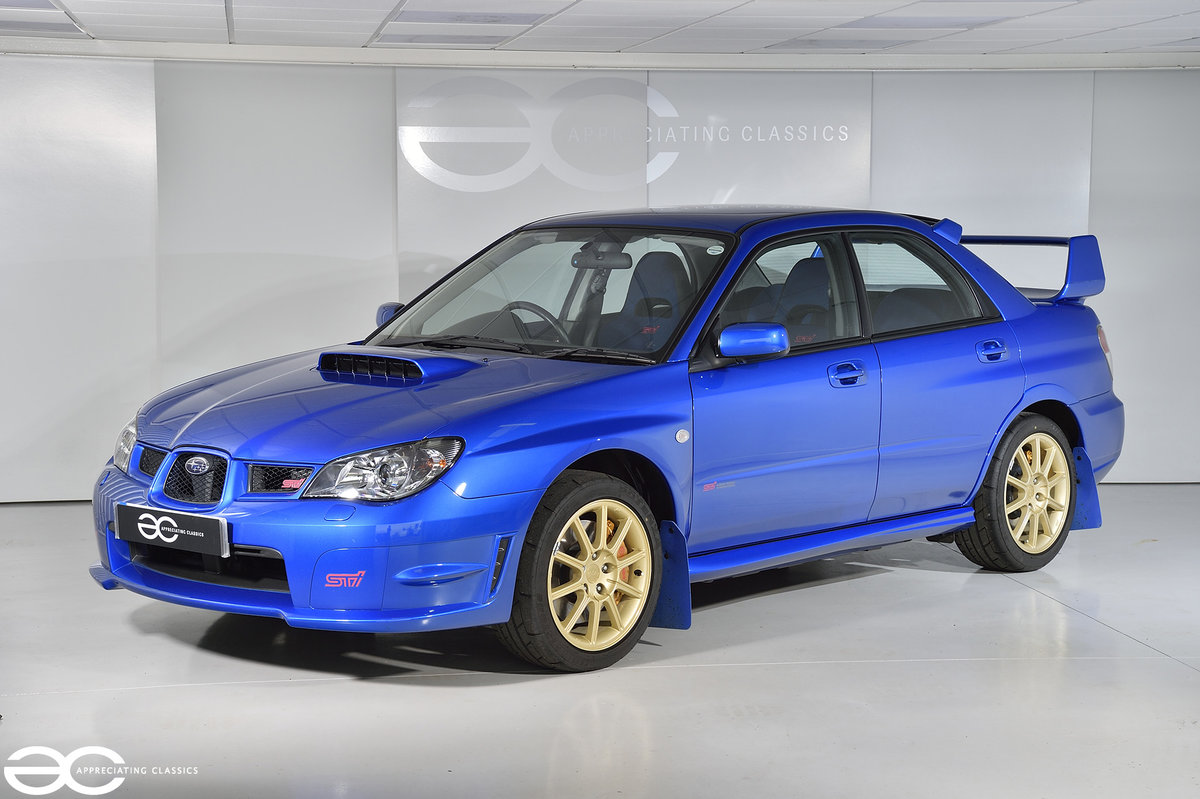 2006 Hawkeye Subaru Impreza WRX STi - *7k Miles From New* For Sale (picture 2 of 6)