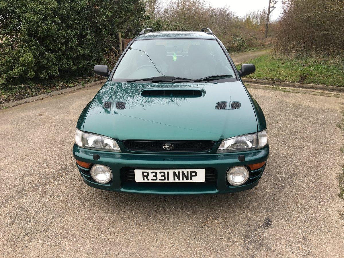 1997 Subaru Impreza Turbo 2000 AWD Wagon SOLD (picture 2 of 6)