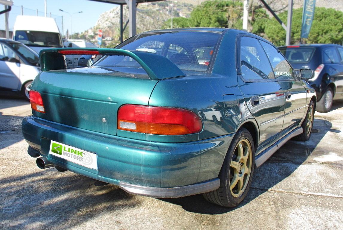 SUBARU IMPREZA GT TURBO 2.0 BOXER 4WD 160KW (1999) For Sale (picture 2 of 6)