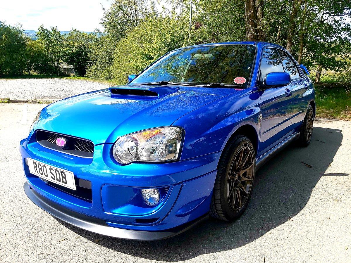 2003 Subaru Impreza WRX For Sale (picture 2 of 6)