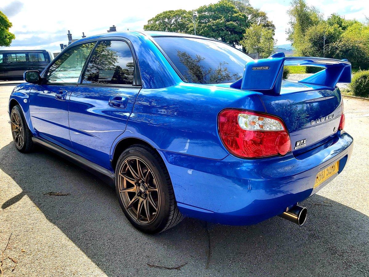2003 Subaru Impreza WRX For Sale (picture 4 of 6)