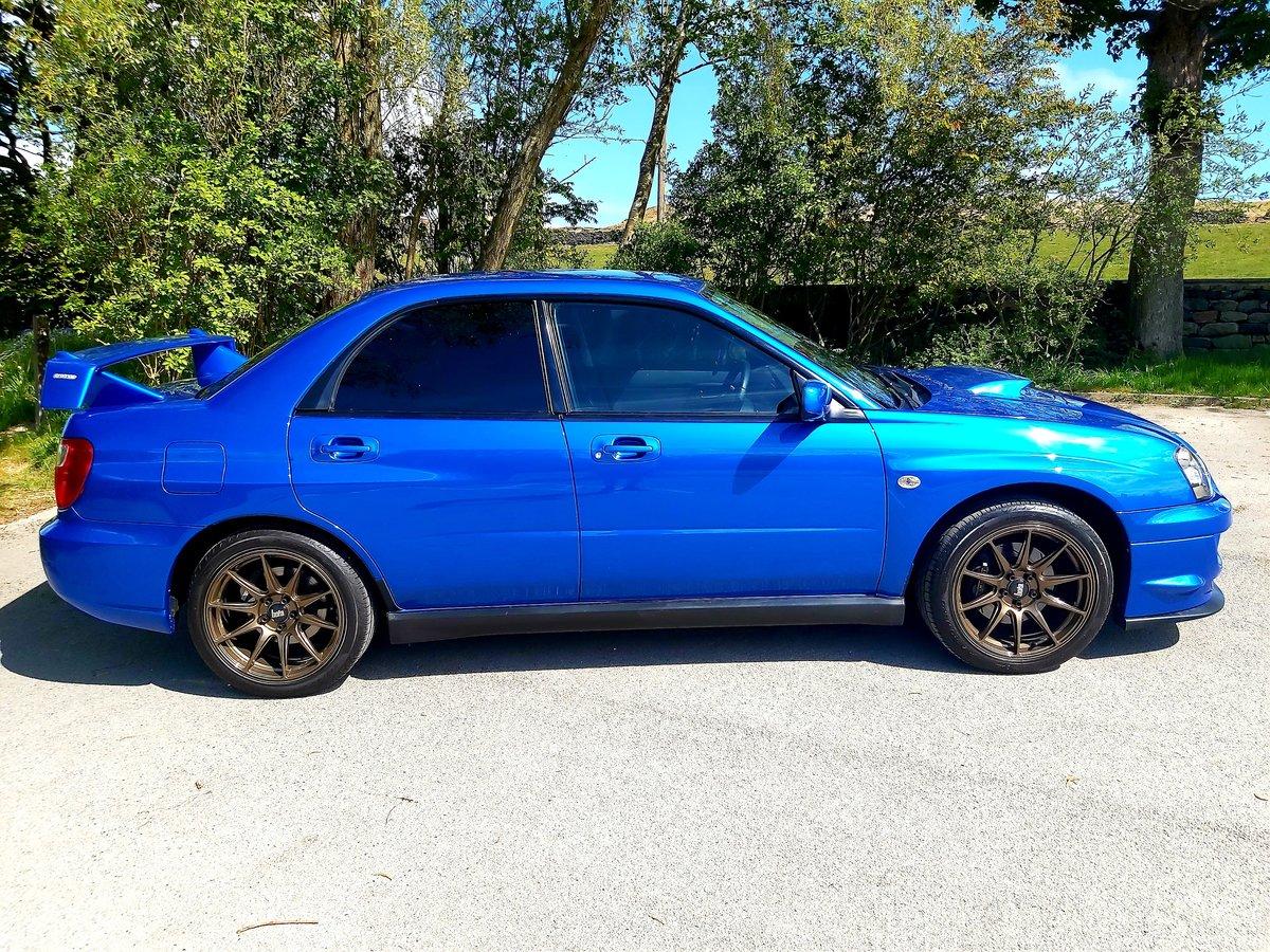 2003 Subaru Impreza WRX For Sale (picture 5 of 6)