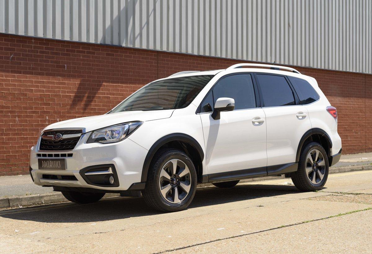 2017 Subaru Forester 2.0 IXE Premium CVT (RHD)  For Sale (picture 1 of 22)