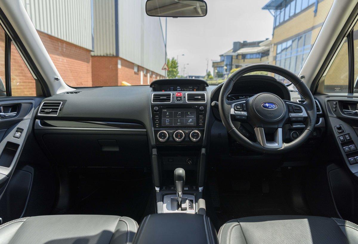 2017 Subaru Forester 2.0 IXE Premium CVT (RHD)  For Sale (picture 14 of 22)