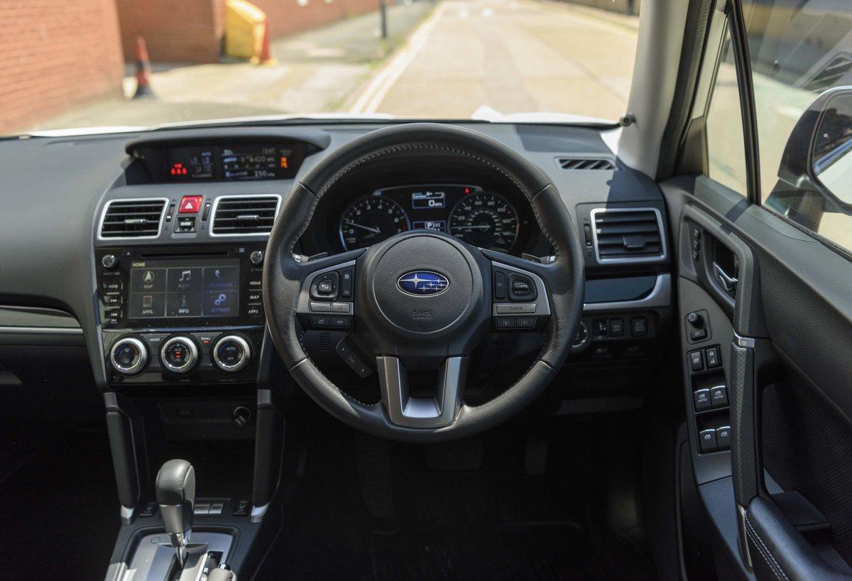 2017 Subaru Forester 2.0 IXE Premium CVT (RHD)  For Sale (picture 15 of 22)