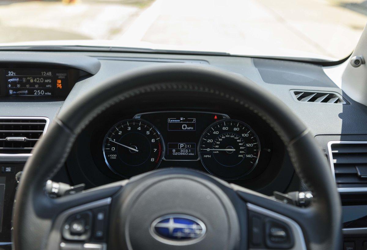 2017 Subaru Forester 2.0 IXE Premium CVT (RHD)  For Sale (picture 16 of 22)