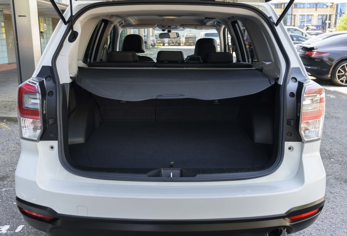 2017 Subaru Forester 2.0 IXE Premium CVT (RHD)  For Sale (picture 21 of 22)