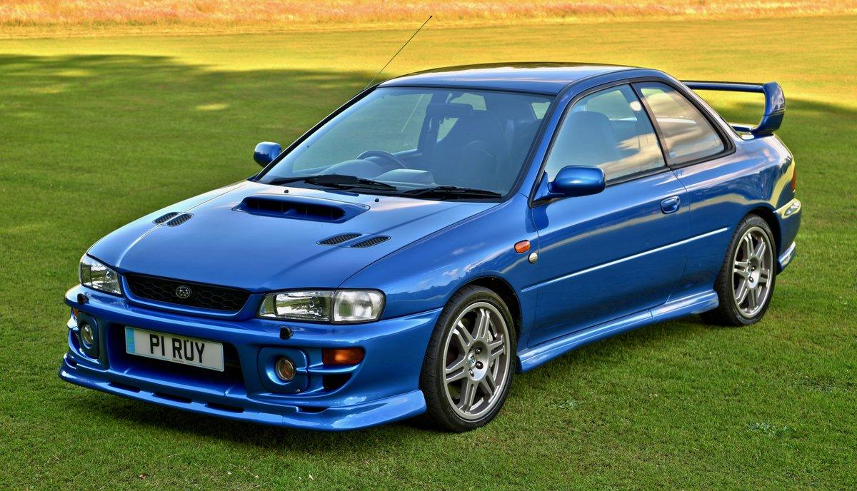2000 SUBARU IMPREZA P1 For Sale (picture 1 of 6)
