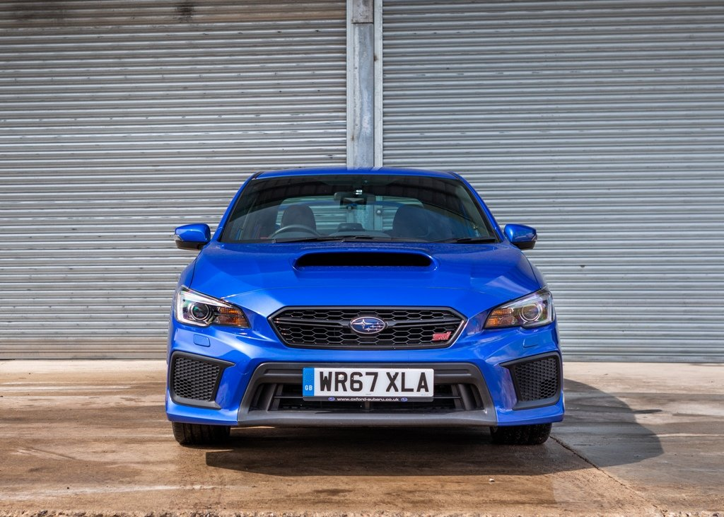 2017 Subaru WRX STi Type UK Final Edition SOLD by Auction (picture 1 of 6)