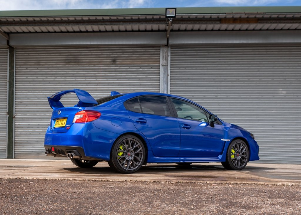 2017 Subaru WRX STi Type UK Final Edition SOLD by Auction (picture 3 of 6)