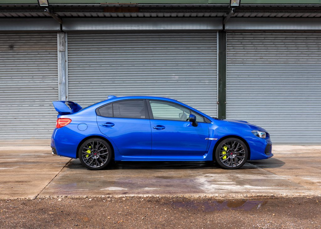 2017 Subaru WRX STi Type UK Final Edition SOLD by Auction (picture 4 of 6)