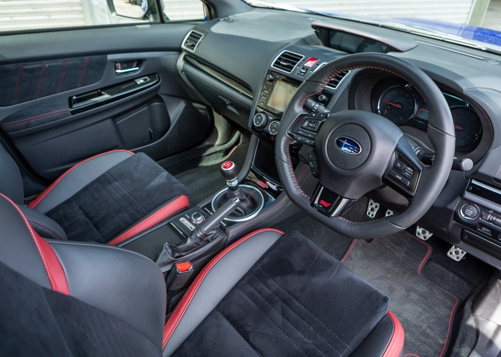 2017 Subaru WRX STi Type UK Final Edition SOLD by Auction (picture 5 of 6)