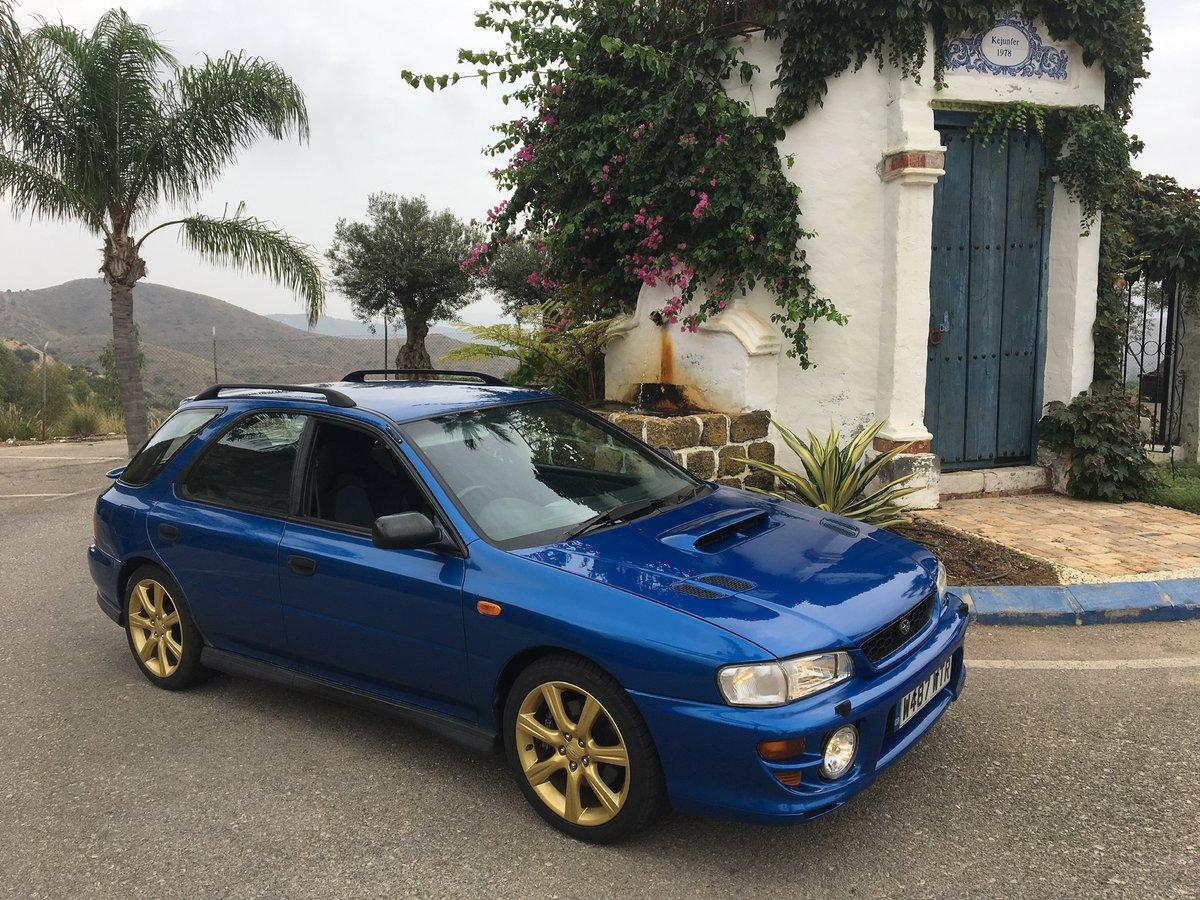 2000 Subaru Impreza Turbo Wagon For Sale (picture 3 of 6)