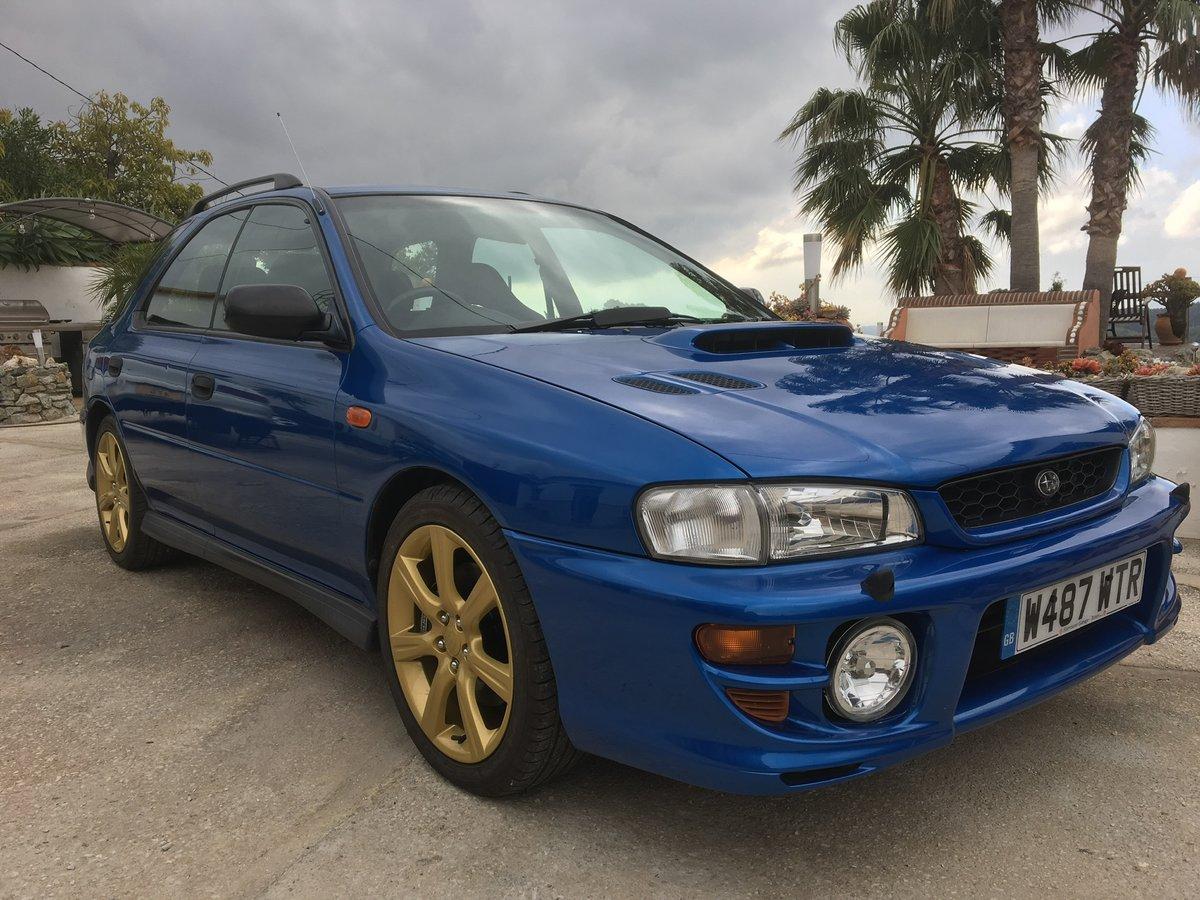 2000 Subaru Impreza Turbo Wagon For Sale (picture 6 of 6)