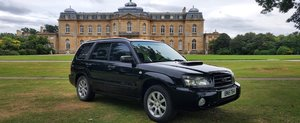2004 LHD Subaru Forester 2.0 XT TURBO AUTO, LEFT HAND DRIVE
