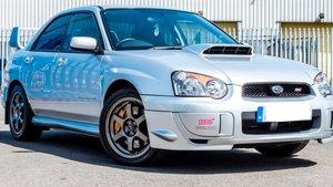 2004 Subaru impreza wrx sti type uk 53 reg
