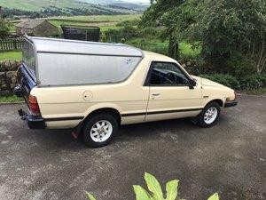 1994 Subaru Brat 1.8gl