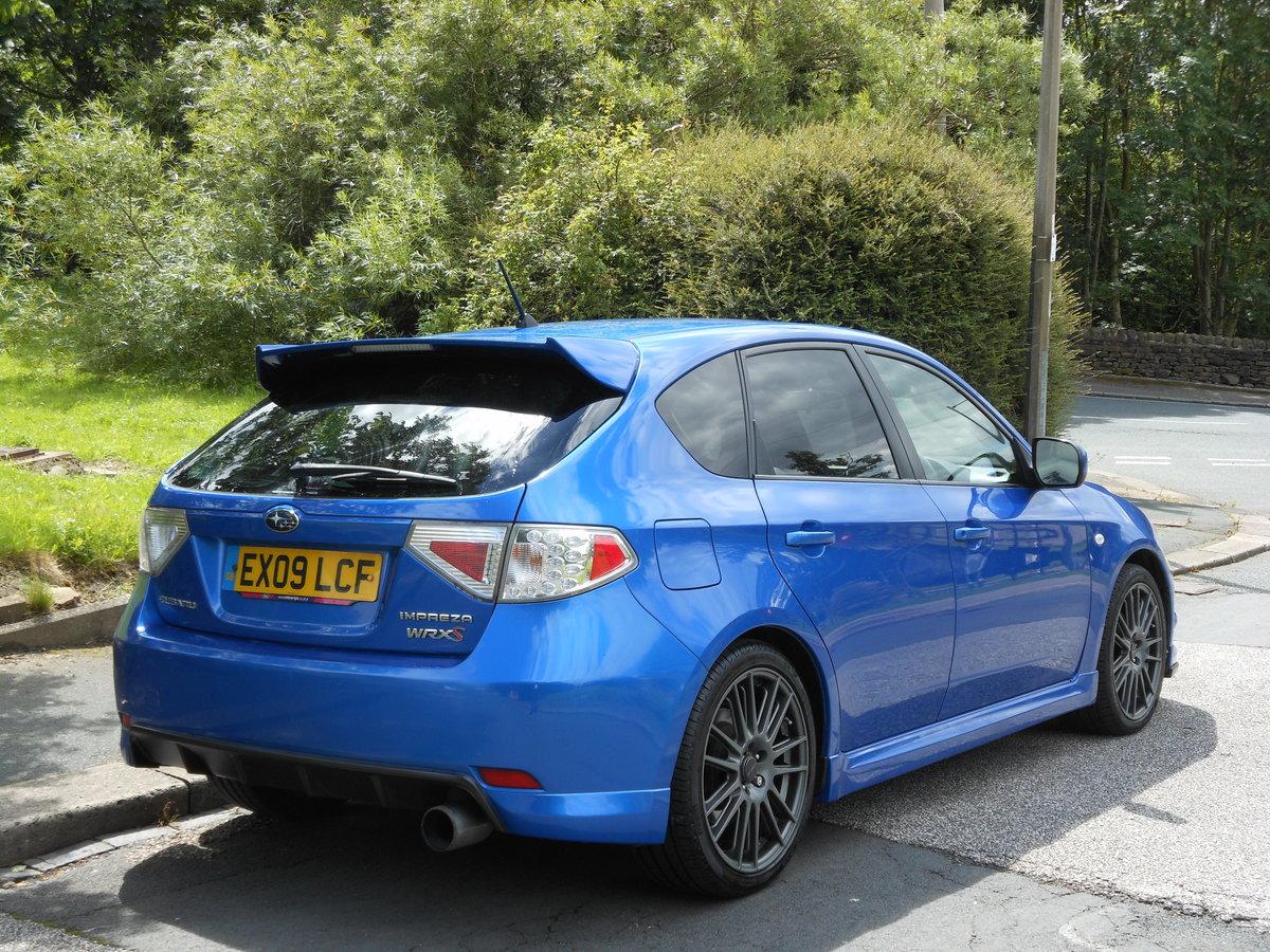 2009 Subaru Impreza 2.5 WRX S Pro Drive Pack + FSH SOLD (picture 2 of 6)