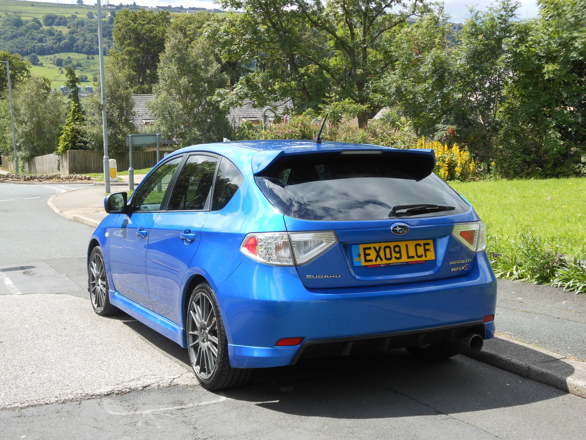 2009 Subaru Impreza 2.5 WRX S Pro Drive Pack + FSH SOLD (picture 3 of 6)
