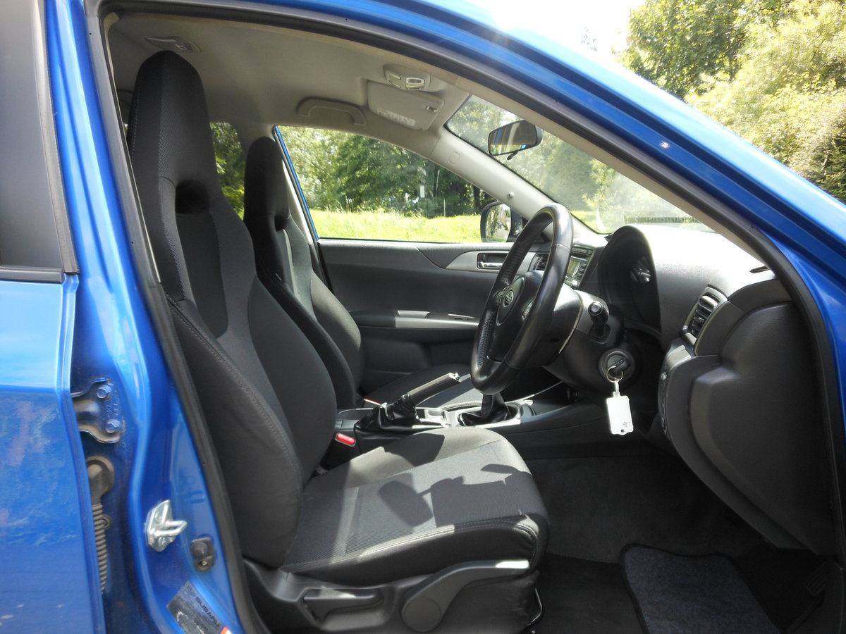 2009 Subaru Impreza 2.5 WRX S Pro Drive Pack + FSH SOLD (picture 5 of 6)