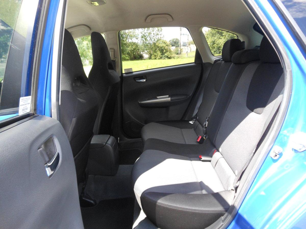 2009 Subaru Impreza 2.5 WRX S Pro Drive Pack + FSH SOLD (picture 6 of 6)