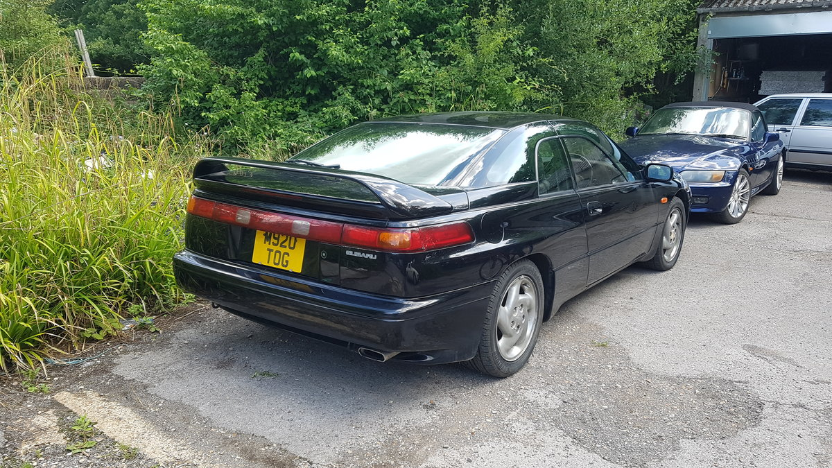 1994 Japanese import subaru svx For Sale (picture 2 of 5)