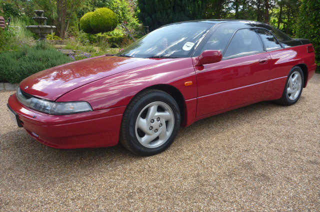1994 Subaru svx 1 owner uk car For Sale (picture 1 of 6)