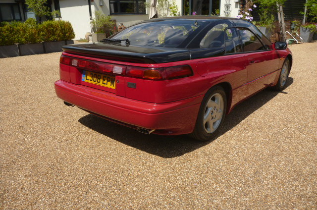 1994 Subaru svx 1 owner uk car For Sale (picture 2 of 6)