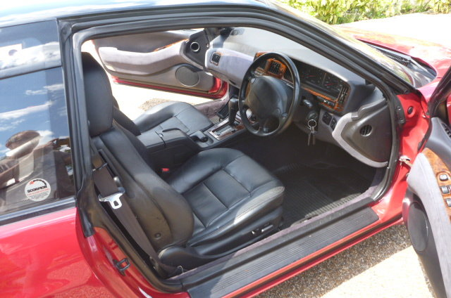 1994 Subaru svx 1 owner uk car For Sale (picture 3 of 6)