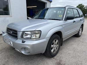 2003 Subaru Forester X All Weather Auto, 58,000 miles Exceptional