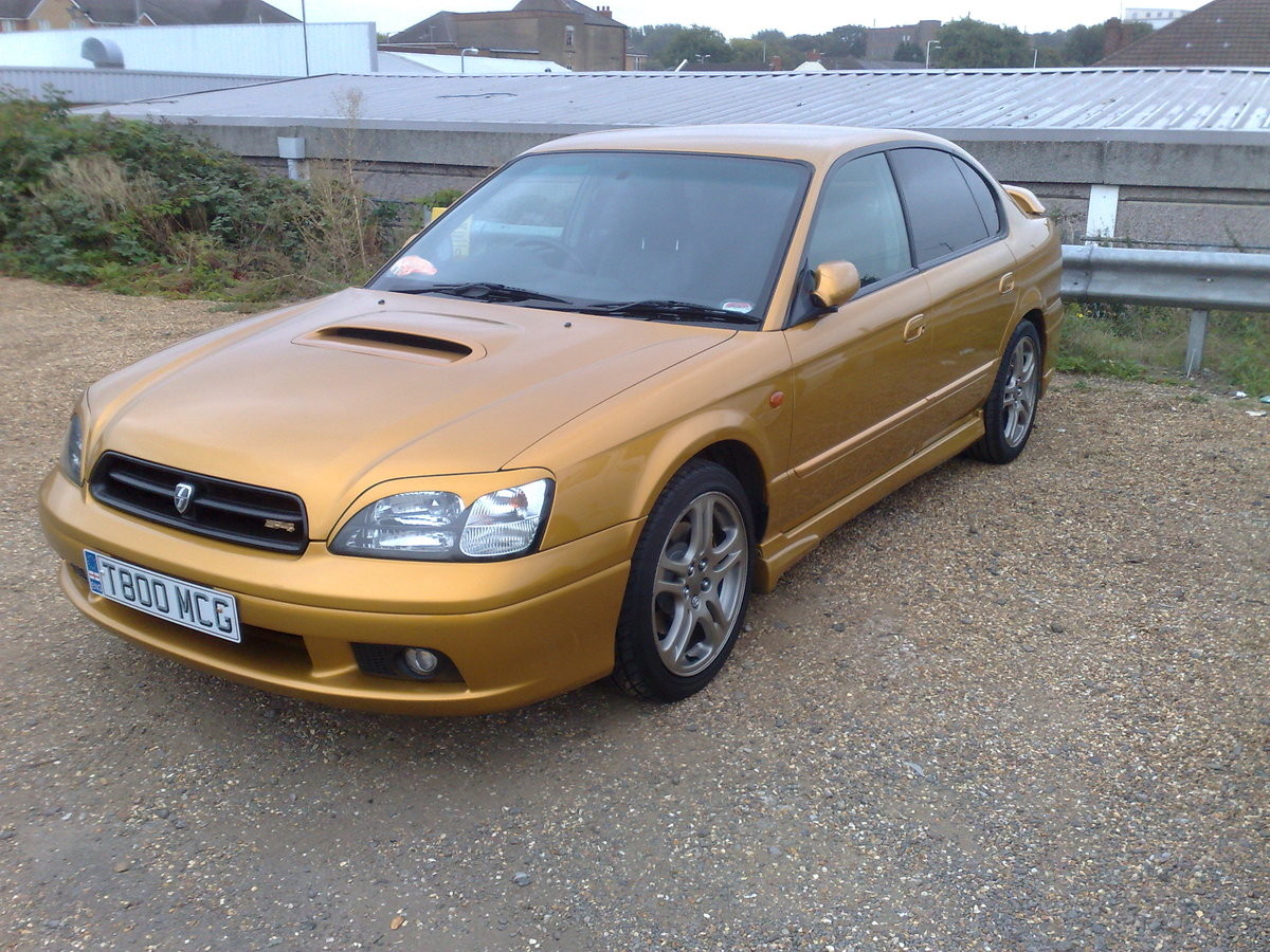 1999 Subaru Legacy B4 RSK For Sale (picture 5 of 6)