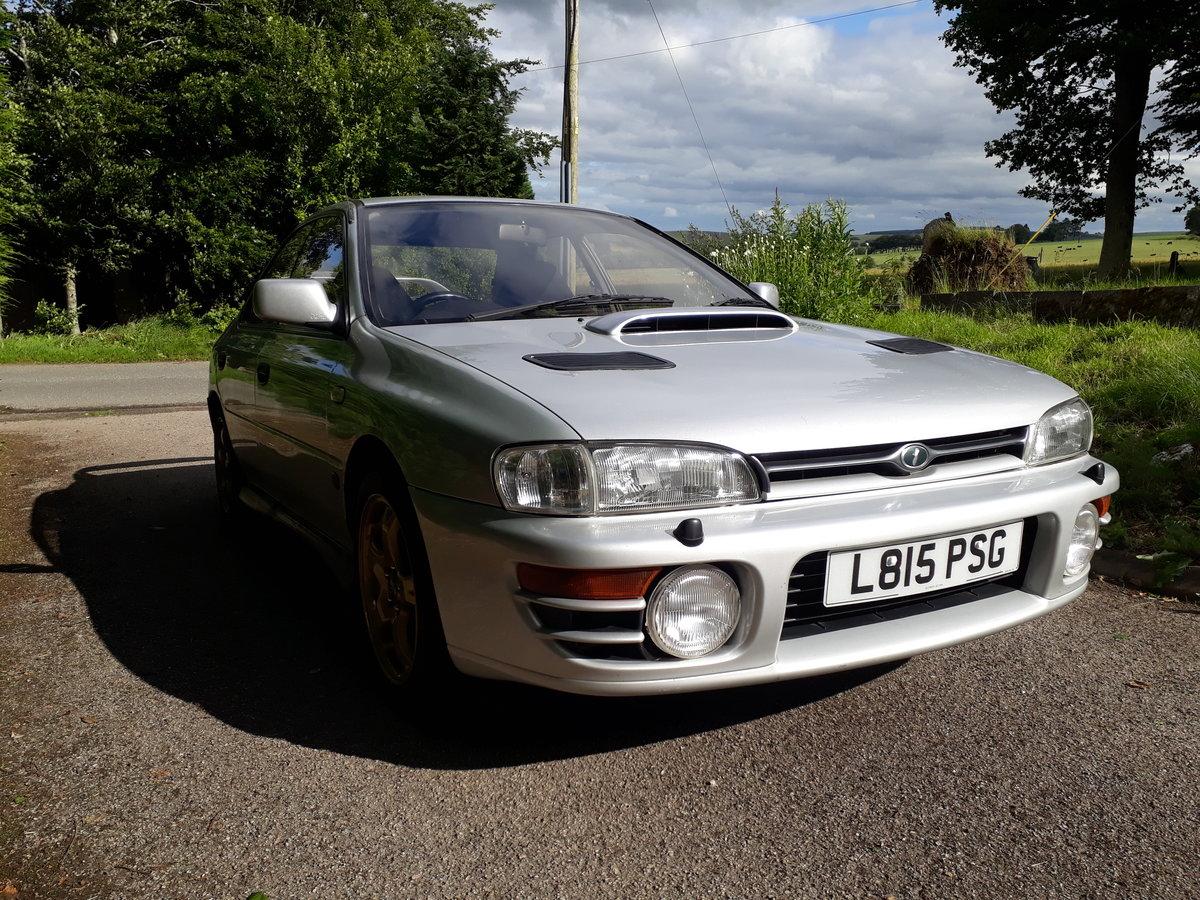1994 Subaru Impreza STI GC8 version 1 For Sale (picture 1 of 6)