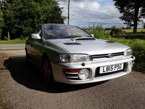 1994 Subaru Impreza STI GC8 version 1