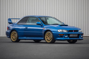 1998 Subaru Impreza 22B-STI For Sale