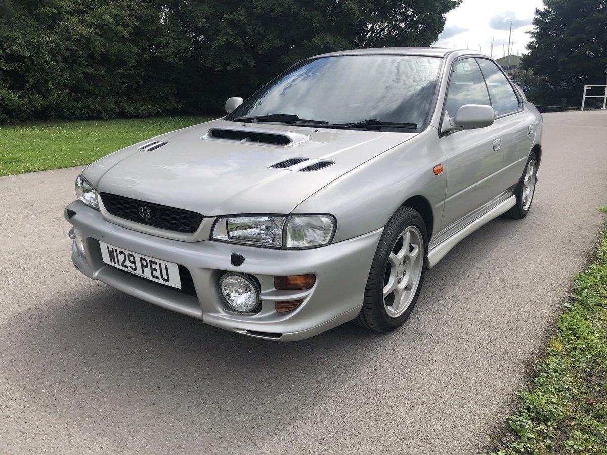 Subaru Impreza UK2000 For Sale (picture 1 of 6)
