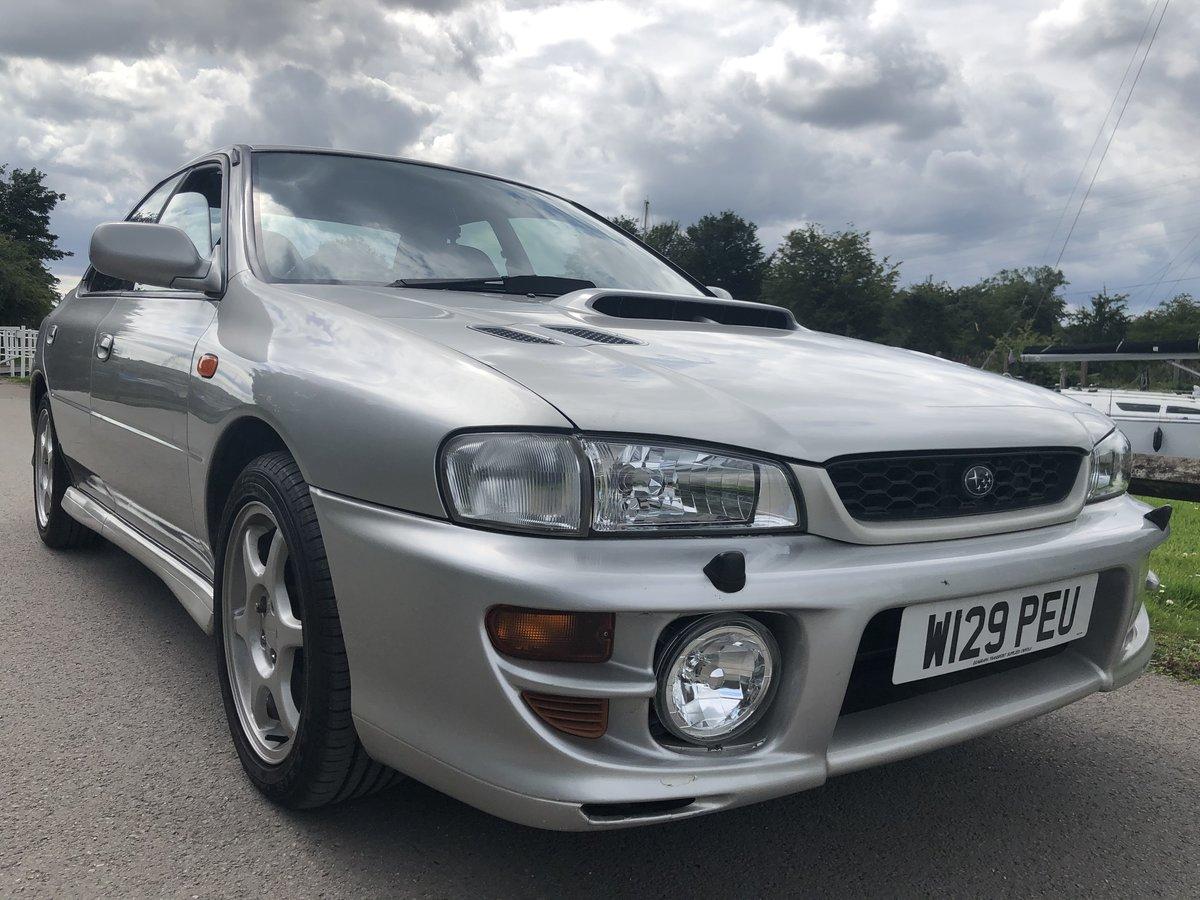 Subaru Impreza UK2000 For Sale (picture 2 of 6)