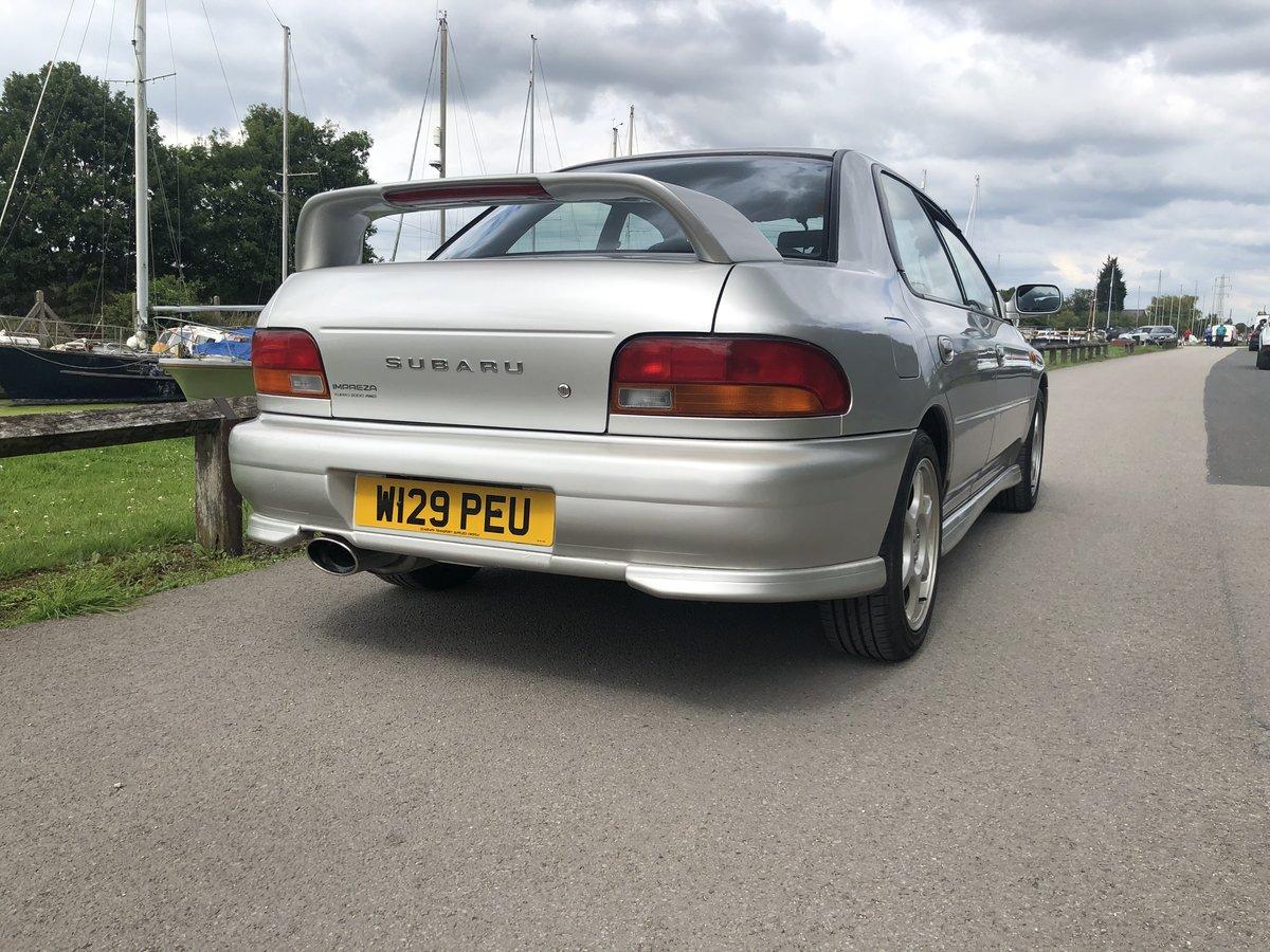 Subaru Impreza UK2000 For Sale (picture 3 of 6)