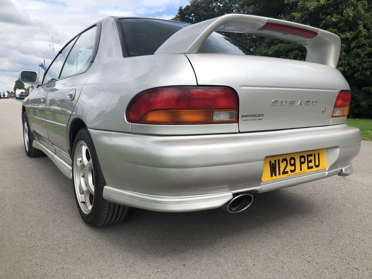 Subaru Impreza UK2000 For Sale (picture 5 of 6)