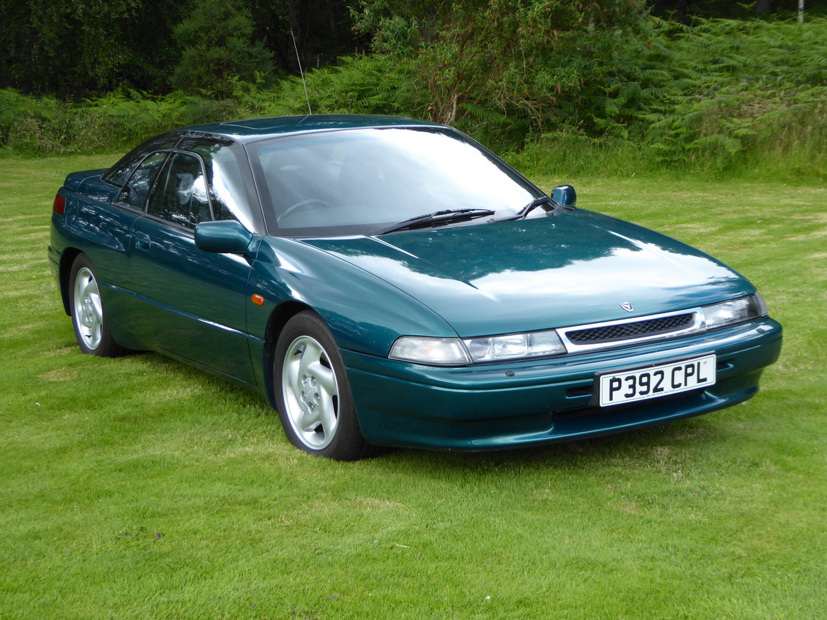 1997 Subaru SVX Two Door Coupe For Sale (picture 1 of 6)