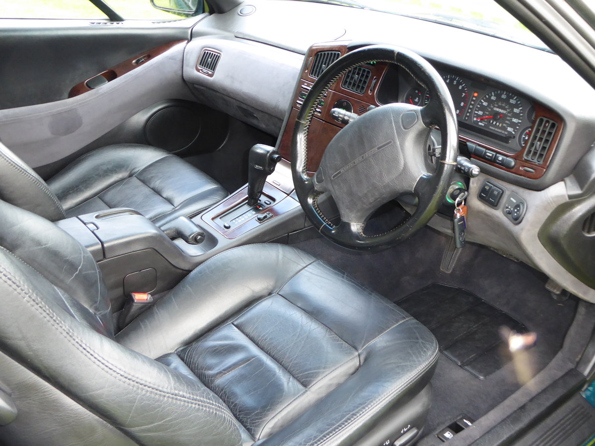 1997 Subaru SVX Two Door Coupe For Sale (picture 3 of 6)