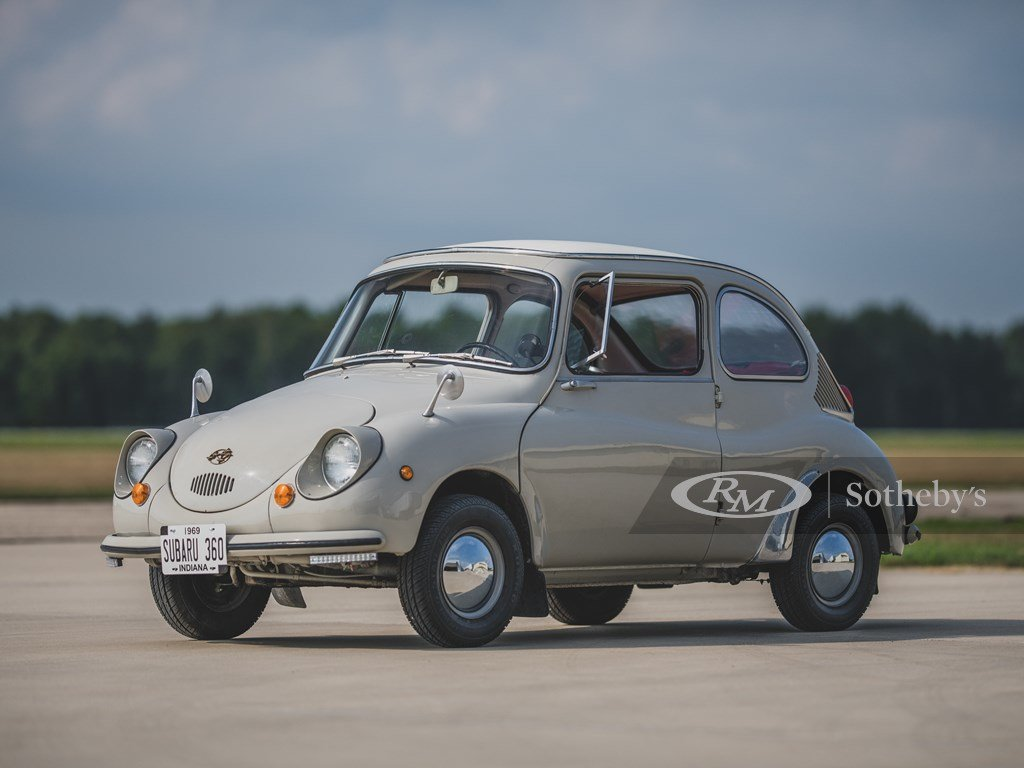 1969 Subaru 360 Deluxe  For Sale by Auction (picture 1 of 6)