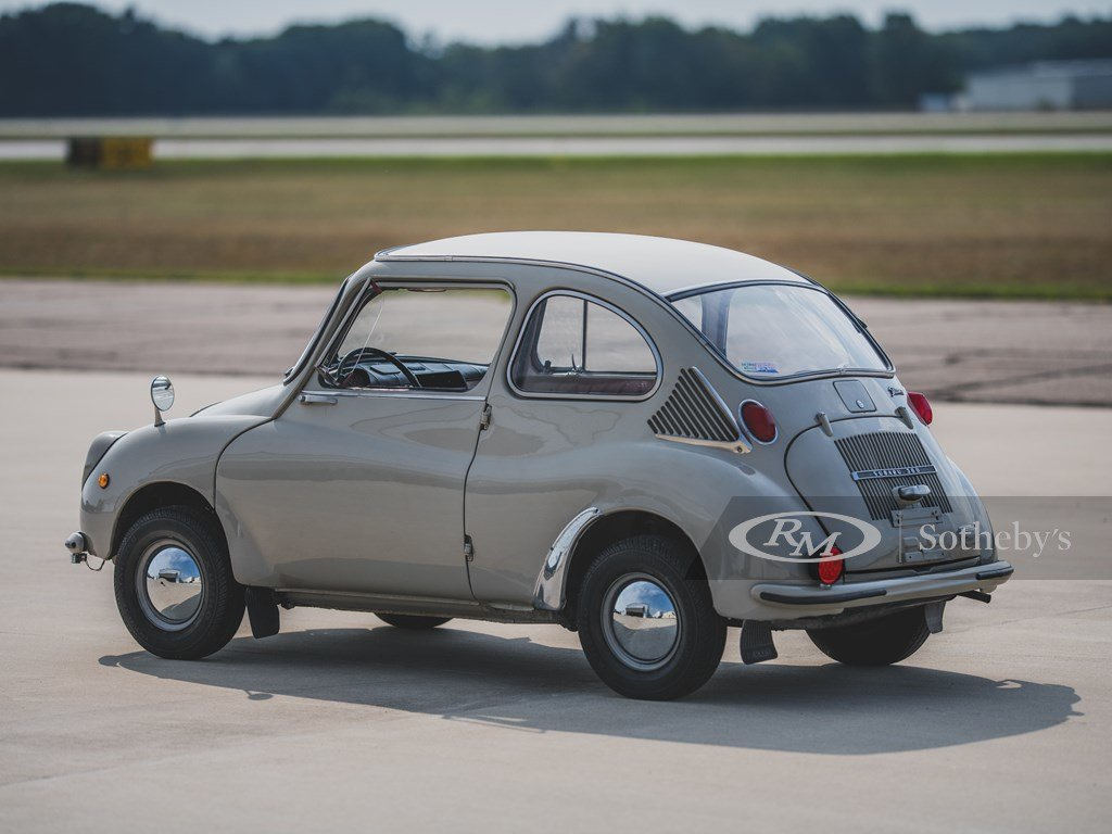 1969 Subaru 360 Deluxe  For Sale by Auction (picture 2 of 6)